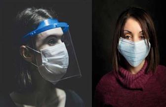 هل دروع الوجه البلاستيكية أكثر فعالية من الكمامات؟