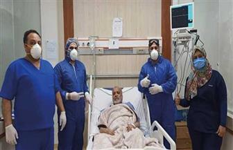 تعافي 6 مصابين من فيروس كورونا وخروجهم من مستشفى قطور المركزي بالغربية