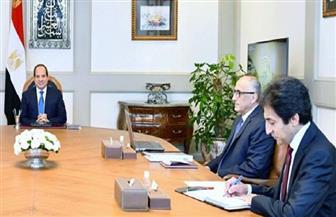 الرئيس السيسي يوجه بمواصلة الإجراءات التي من شأنها تحسين المؤشرات الاقتصادية