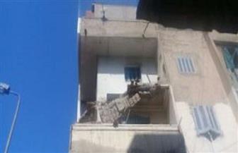 """رئيس حي """"المنتزه ثاني"""" يعلق على سقوط شرفة تسببت في مصرع رجل وطفلة وإصابة 4 آخرين"""
