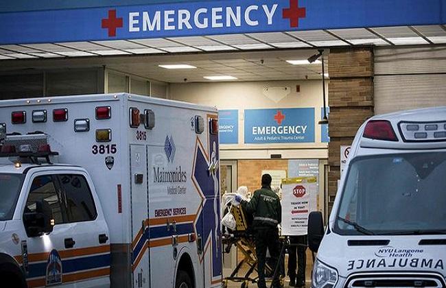 زيادة إصابات «كورونا بنسبة  في  ساعة في أمريكا