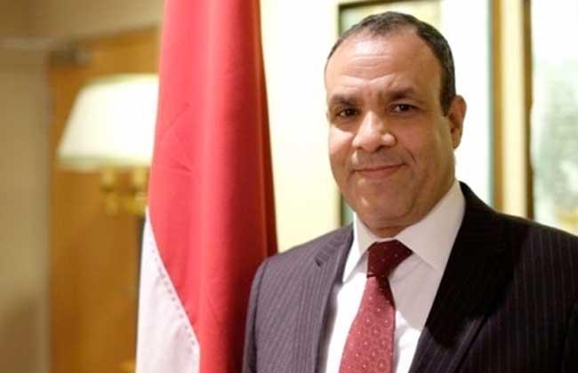 مساعد وزير الخارجية يستعرض بسلوفينيا تفاصيل الإستراتيجية الوطنية الأولى لتعزيز حقوق الإنسان بمصر