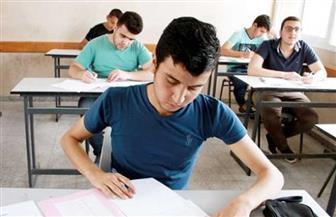 تشديدات أمنية حول المدارس بالفيوم مع بدء امتحانات الثانوية العامة