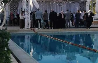 غلق وتشميع مطعم وحمام سباحة فى طنطا لمخالفته قرار الإجراءات الاحترازية لكورونا| صور