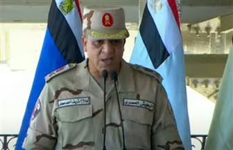 قائد المنطقة الغربية العسكرية: جاهزون لردع كل من تسول له نفسه المساس بأمن الوطن