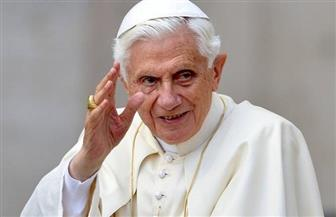 بابا الفاتيكان السابق بنديكت يزور موطنه الأصلي