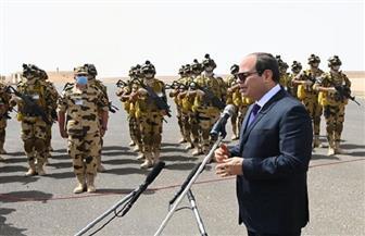 الجيش الليبي: خطاب الرئيس السيسي رفع معنوياتنا وعمق كلماته تدرك طبيعة الأزمة
