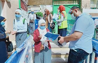 2944 طالبا وطالبة يؤدون امتحانات الثانوية العامة بشمال سيناء |صور