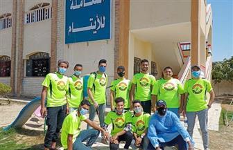 حزب الحرية المصرى يواصل نشاطه بشمال سيناء لمواجهة فيروس كورونا  | صور