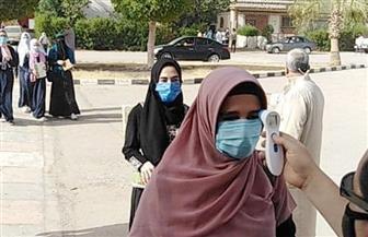 رئيس قطاع المعاهد الأزهرية يتفقد لجان الثانوية ويشدد على الإجراءات الاحترازية |صور