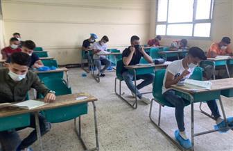 طلاب الثانوية العامة يبدأون دخول اللجان لأداء امتحانات الأحياء والاستاتيكا والفلسفة