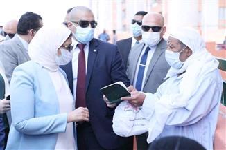 وزيرة الصحة: 100 مليون صحة مستمرة دون توقف لتقديم أفضل مستوى من الرعاية الصحية للمواطنين