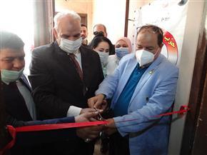 قيادات وبرلمانيو الحرية المصري يفتتحون المقر الجديد للحزب بحلوان | صور