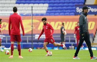 مدرب ليفربول يكشف تطورات حالة محمد صلاح قبل مواجهة كريستال بالاس