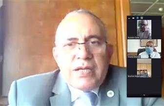 وزير الري يناقش تنبؤات الفيضان القادم.. ويوجه بمتابعة مناسيب أعالي النيل | صور