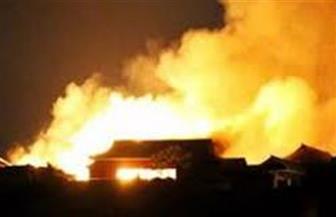 اندلاع حريق في مستودع للمواد الخطرة في قاعدة أمريكية بجزيرة أوكيناوا اليابانية