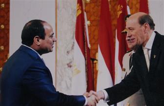 «الخماسى الحديث» يدعم ويساند قرارات القيادة السياسية | صور