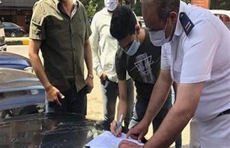 """اتخاذ الإجراءات القانونية ضد 3329 سائقا للنقل الجماعي بسبب """"الكمامة"""""""