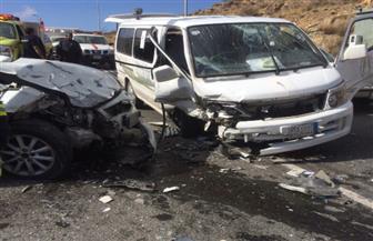 إصابة 5 أشخاص في حادث سيارة ميكروباص بمصر القديمة