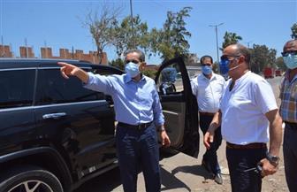 محافظ الغربية: 47 مخالفة عدم ارتداء كمامة والسير عكس الاتجاه في المحلة وسمنود | صور