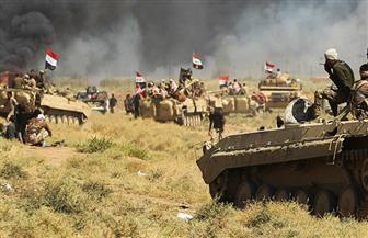القوات العراقية تدمر أوكارا لـ «داعش» وتفكك منصة لإطلاق صواريخ «كاتيوشا»