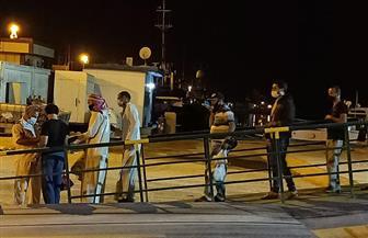 وزير النقل يتابع وصول 275 راكبا من المصريين العائدين من السعودية ويوجه بتقديم كافة التسهيلات | صور