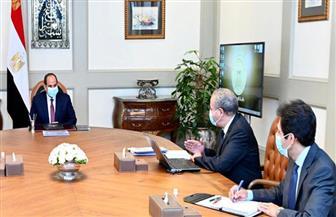 الرئيس السيسي يوجه بتوفير السلع الأساسية وتعزيز الاحتياطي الاستراتيجي منها تلبية لاحتياجات المواطنين