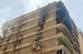 كشف ملابسات واقعة سرقة مسكن مواطن وإضرام النيران به بالغربية