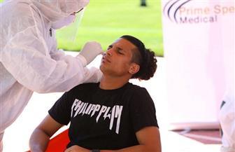 مسحة طبية أولى للاعبي المصري البورسعيدي