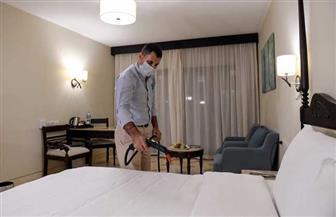٣٥ فندقا في سبع محافظات يحصلون على شهادة السلامة الصحية | صور