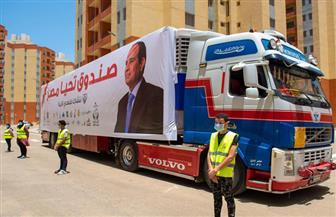 «تحيا مصر» يطلق المرحلة الرابعة من مبادرة «نتشارك هنعدي الأزمة» لمواجهة «كورونا» | صور