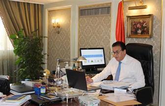 تفاصيل اجتماع المجلس الأعلى للجامعات بحضور وزير التعليم العالي   صور