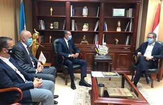 وزير السياحة والآثار يبحث مع رئيس «مستثمري مرسى علم» سبل التعاون للنهوض بالقطاع السياحي | صور