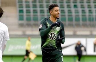 فولفسبورج يجدد عقد لاعبه المصري عمر مرموش