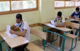 طلاب علمى علوم وأدبى بالبحيرة يبدأون امتحانات اليوم الأخير