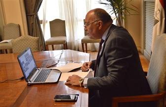 وزير الخارجية: ملء سد النهضة بشكل أحادي دون اتفاق مع مصر يهدد دولتي المصب وله نتائج اقتصادية مدمرة