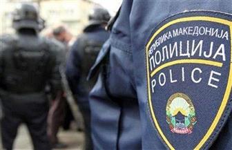 شرطة مقدونيا الشمالية توقف شاحنة تقل 64 مهاجرا من بنجلاديش