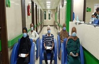 خروج 5 مصابين من مستشفى العزل بإسنا بعد تعافيهم |صور