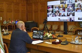 وزراء الخارجية العرب يرحبون بإعلان القاهرة بشأن ليبيا الصادر يوم 6 يونيو الجاري