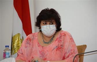 وزيرة الثقافة تطلق ملتقى المبادرة المسرحية «المؤلف مصري»