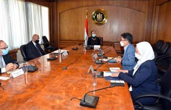 جامع تجتمع مع مسئولى سامسونج مصر لبحث ضخ 84 مليون دولار استثمارات جديدة خلال 5 سنوات