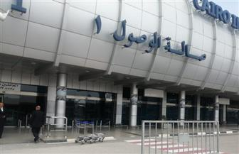 مطار القاهرة يستقبل رحلة استثنائية على متنها 174 مصريا من العالقين بقطر