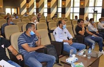 فتح الله: جلسة المدربين كانت مهمة.. وطلبنا معرفة موعد استكمال الدوري