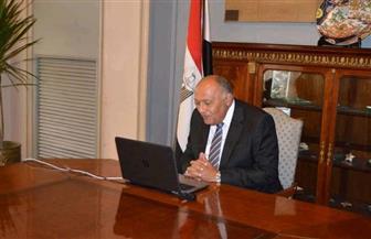 وزير الخارجية يجري اتصالات هاتفية مع عدد من أعضاء الكونجرس الأمريكي لمناقشة تطورات سد النهضة والأوضاع في ليبيا