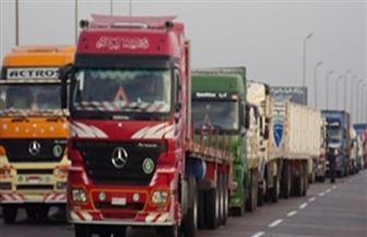 """""""الداخلية"""" تعلن مواعيد حظر سير سيارات النقل الثقيل أعلى الطريق الدائري"""