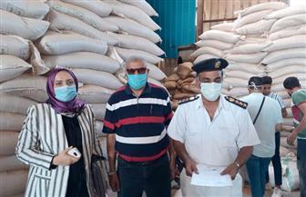 """""""الزراعة"""": ضبط 22 طن أعلاف غير مرخصة بمحافظة الشرقية"""