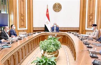 الرئيس السيسي يوجه بمواصلة التحركات على مختلف المستويات للحفاظ على حقوق مصر المائية