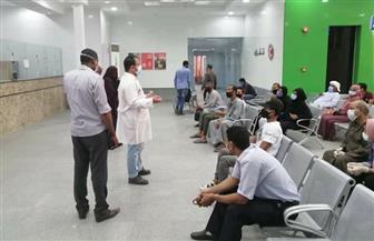 خروج 37  حالة من مستشفى الحميات والأقصر العام بعد تعافيهم من كورونا  صور
