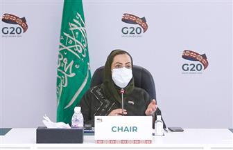 مجموعة العشرين بالرياض يدعم النساء في المناصب القيادية