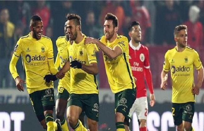 بيليننسيش يتعادل مع باكوس دي فيريرا في الدوري البرتغالي